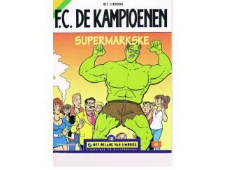 F.C. De kampioenen – Supermarkske 1e druk