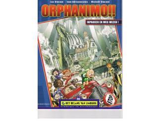 Orphanimo!! – Inpakken en weg wezen! 1e druk