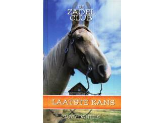 Laatste kans - De Zadelclub - Lucy Daniels