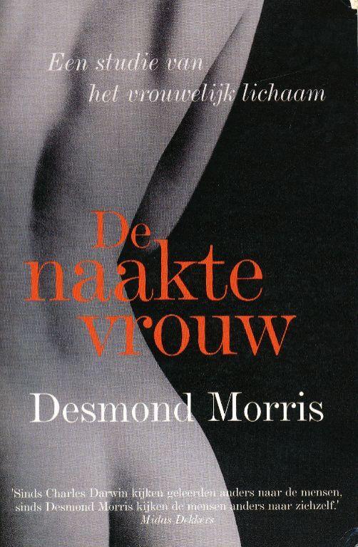 De naakte vrouw - Desmond Morris