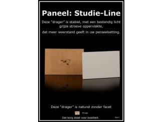 Tekenen en schilderen Studie-line maatwerk 10x50 cm