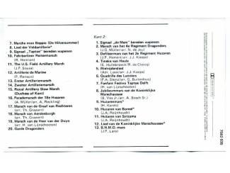 Grammofoon / Vinyl | Singles Marinierskapel der Koninklijke Marine Getrokken En Bereden..