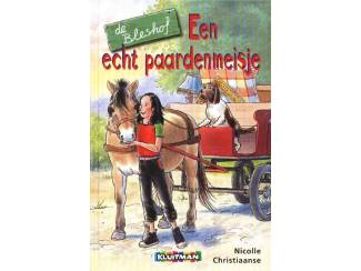 De Bleshof - Een echt paardenmeisje - Nicolle Christiaanse