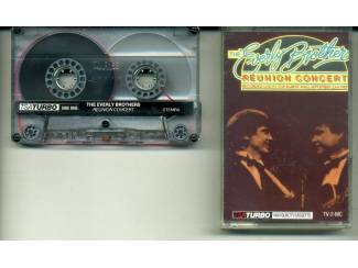 Everly Brothers Reunion Concert 24 nrs cassette 1983 ZGAN