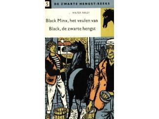 Jeugdboeken Zwarte Hengst dl 5 - Black Minx, het veulen van Black, de zwarte