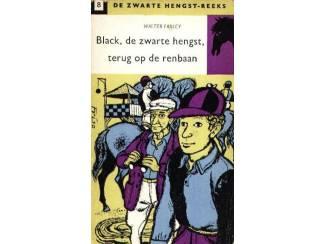 Jeugdboeken Zwarte Hengst dl 8 - Black, de zwarte hengst, terug op de renbaan