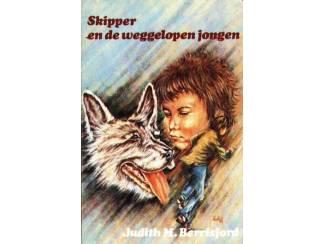Skipper en de weggelopen jongen - Judith M Berrisford