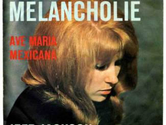 Jeff Jackson and his Explorers Melancholie vinyl single 1965