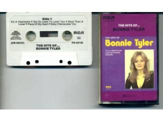 Bonnie Tyler The Hits Of 10 nrs cassette 1978 ZGAN