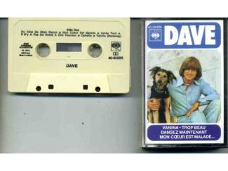 DAVE DAVE 12 nrs cassette 1975 ZGAN