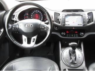 Kia Sportage 2.0 CRDI X-CLUSIVE 4WD AUTOMAAT