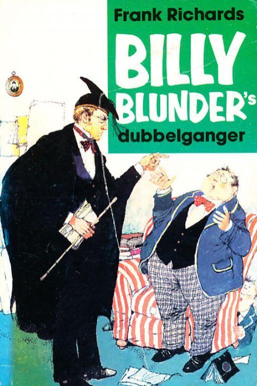 Billy Blunder dl 4 - Billy Blunder's dubbelganger - Frank Richar