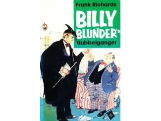 Jeugdboeken Billy Blunder dl 4 - Billy Blunder's dubbelganger - Frank Richar