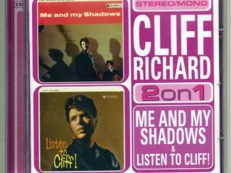 Cliff Richard Me And My Shadows & Listen To Cliff 32 nr NW