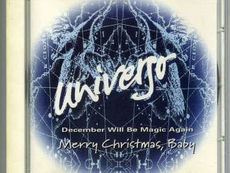 December Will Be Magic Again Merry Christmas, Baby PROMO CD