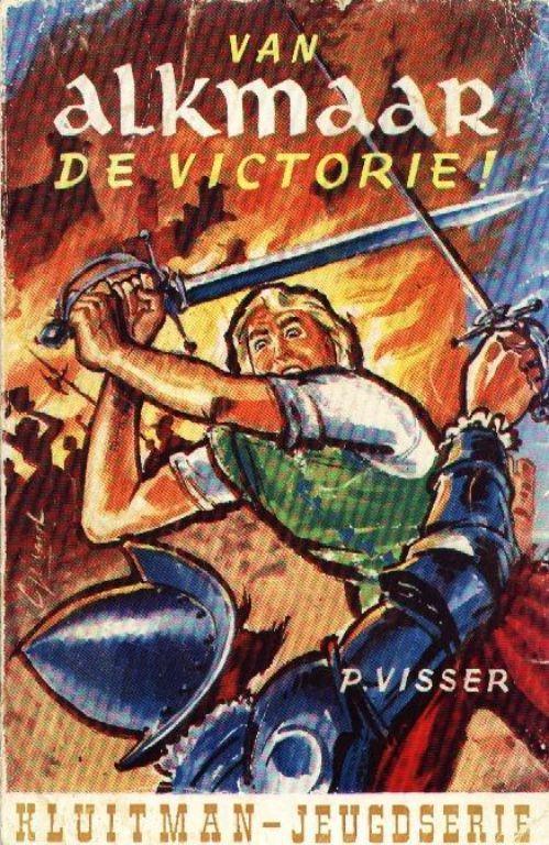 Van Alkmaar de Victorie - P Visser