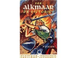 Jeugdboeken Van Alkmaar de Victorie - P Visser