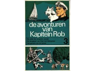 De avonturen van Kapitein Rob dl 3 - Skarabee