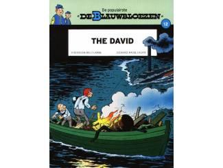 De Blauwbloezen dl 12 - The David - Cauvin & Lambil