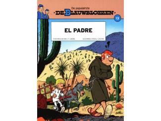 De Blauwbloezen dl 13 - El Padre - Cauvin & Lambil