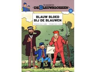 De Blauwbloezen dl 14 - Blauw bloed bij de Blauwen - Cauvin & La