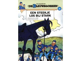 De Blauwbloezen dl 15 - Een steekje los bij Stark - Cauvin & Lamb
