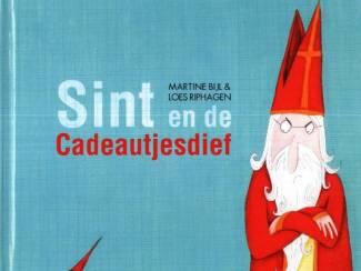 Sint en de Cadeautjesdief - Martine Bijl & Loes Riphagen
