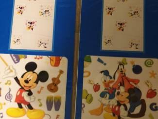 Mickey & Minnie Mouse Keramieke Stickers