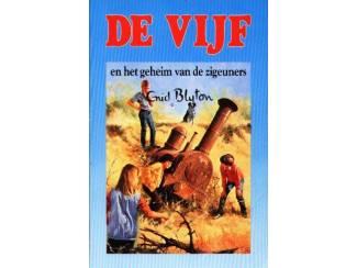 De Vijf 11 - De Vijf en het geheim van de zigeuners - blauw