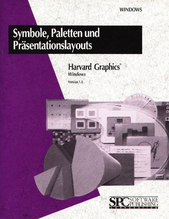 Harvard Graphics Box - Deutsch - Duits