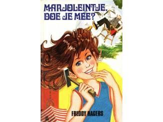 Marjoleintje, doe je mee - Freddy Hagers