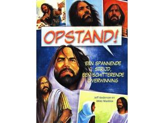 Opstand - Jeff Anderson en Mike Maddox