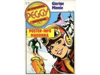 Peggy  nr 6 - 1985 - Gierige Minnie