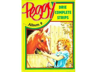 Peggy Album 9 - drie complete strips