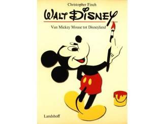 Van Mickey Mouse tot Disneyland - Christopher Finch