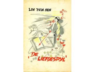 De Liefdespyl - Lin Tsin Sen