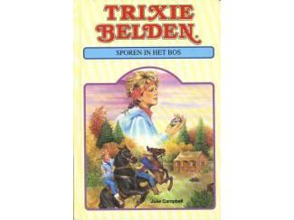 Sporen in het bos - Trixie Belden