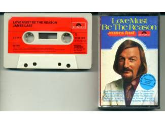 James Last Love Must Be The Reason 11 nrs cassette 1972 ZGAN