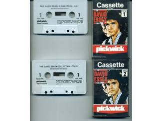 David Essex The Collection 20 nrs 2 cassettes 1972 ZGAN
