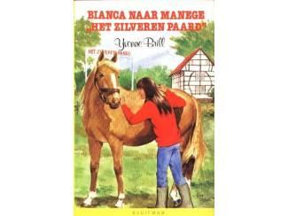 Bianca naar manege Het Zilveren Paard - Yvonne Brill