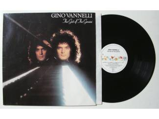 Gino Vannelli The Gist of The Gemini 12 nrs lp 1976 ZGAN