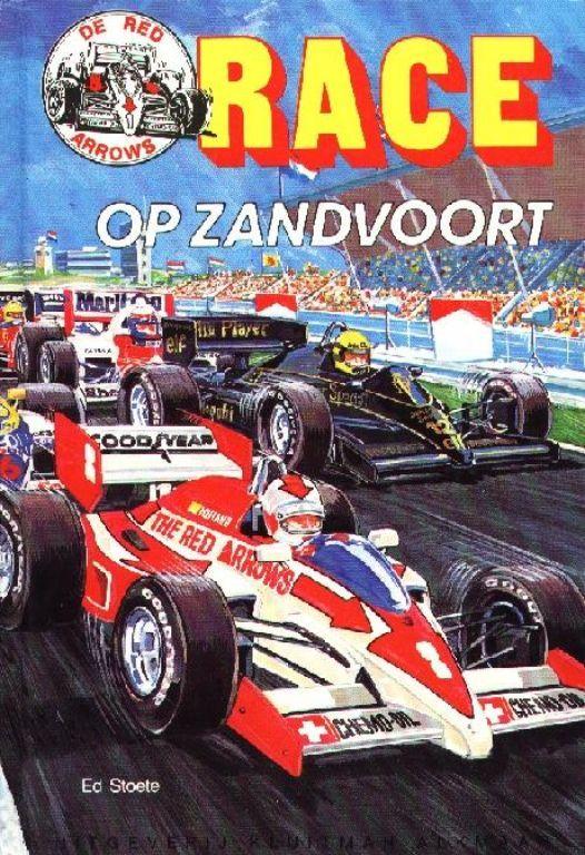 De Red Arrows - Race op Zandvoort - Ed Stoete