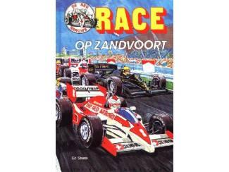 Jeugdboeken De Red Arrows - Race op Zandvoort - Ed Stoete
