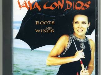 Vaya Con Dios Roots And Wings 12 nrs CD 1995 als NIEUW