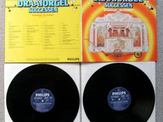30 Gouden Draaiorgel successen Draaiorgel De Arabier 2 LP's