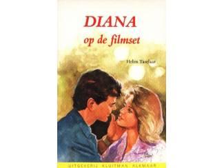 Diana op de filmset - Helen Taselaar
