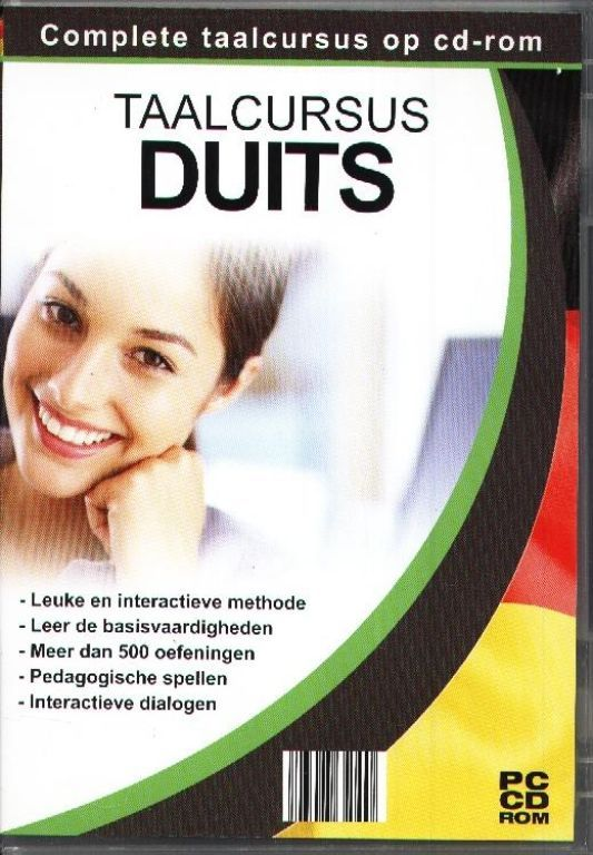 Taalcursus Duits - CD - ROM