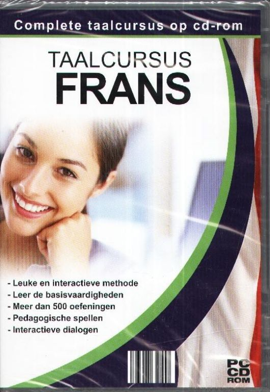 Taalcursus Frans - CD - ROM