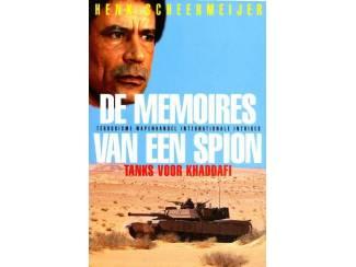 De memoires van een spion - Henk Scheermeier