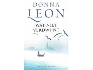 Wat niet verdwijnt - Donna Leon